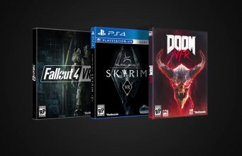 Release Dates for 'Skyrim VR', 'Doom VFR', and 'Fallout 4 VR' Revealed