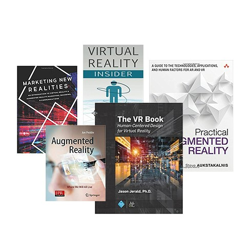 5 Top Rated AR And VR Books To Read