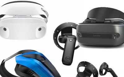 3 VR/MR Headsets you can buy for under $250 USD
