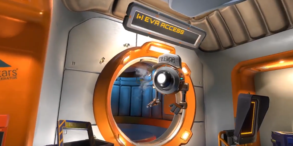 Space Delivery Game 'Failspace' Starts Registration for Closed Alpha