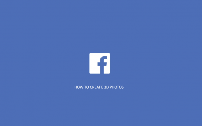 How to create 3D Photos on Facebook