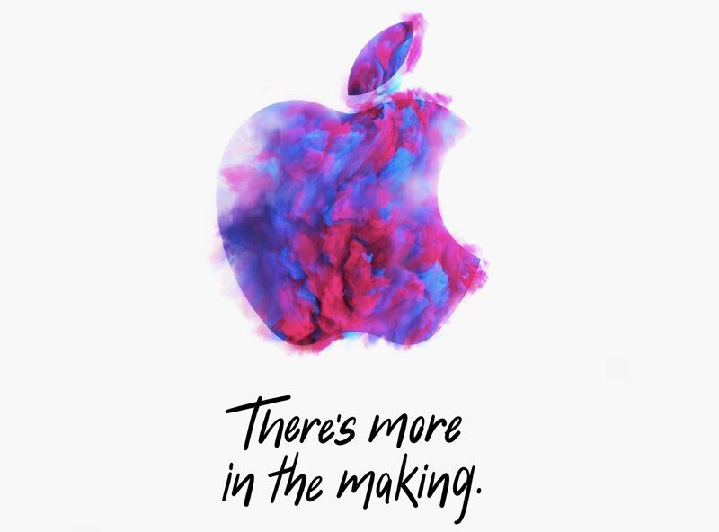 Apple announces event for October 30: 'There's more in the making'