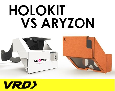 Holokit vs Aryzon, which one is better? – Part 1